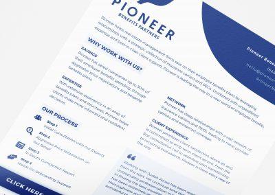 Pioneer Benefits