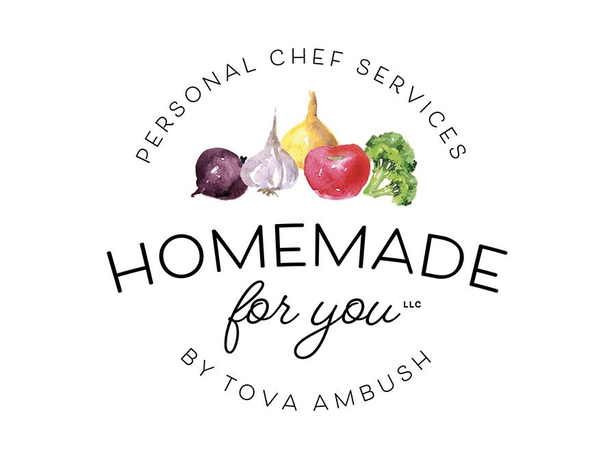 Homemade For You Logo