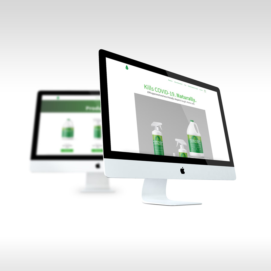 Modsoclean Website